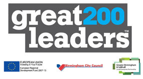 Great 200 leaders logo