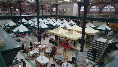 Market Hall Pop-up Stalls