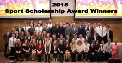 2015 Main Award Winners
